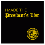 Capella President's List
