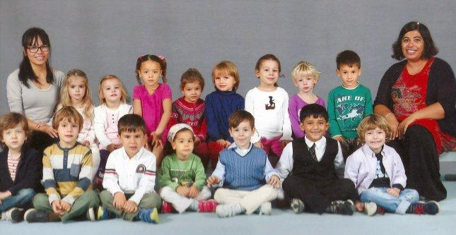 Ms. Poutasi's Class 2013-14